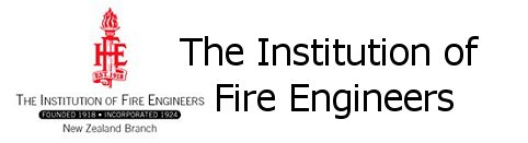 Institution of Fire Engineers - NZ Branch